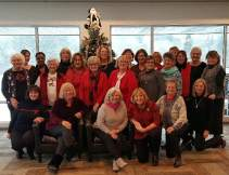 Beautiful Golfers 2016 Holiday Luncheon